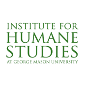 The Institute for Humane Studies at George Mason University logo