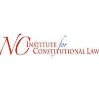 NC Institue for Constitutional Law logo