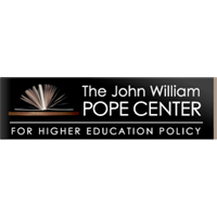The John William Pope Center for Higher Education Policy logo