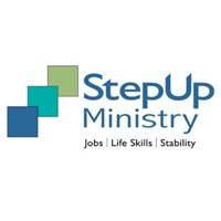 Step Up Ministry logo